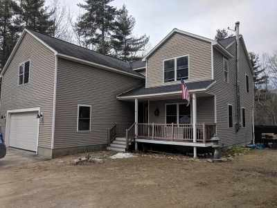 Barrington Single Family Home For Sale: 150 Calef Island Road Road