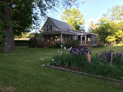 Winooski Single Family Home Active Under Contract: 49 Russell Street