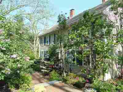 Hopkinton Single Family Home For Sale: 848 Rollins Road