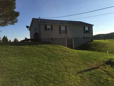Single Family Home For Sale: 380 Brown Farm Rd. Road