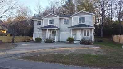 Bristol Multi Family Home For Sale: 163 Pleasant Street #A &
