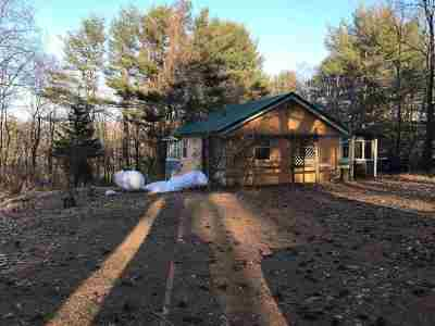 Gilford Single Family Home Active Under Contract: 297 Weirs Road