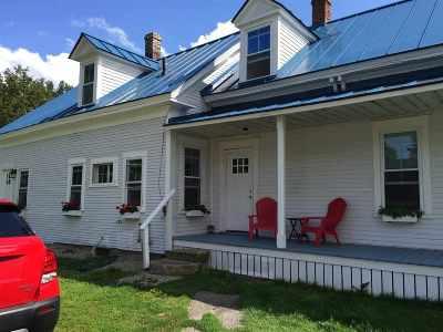 Warren Single Family Home For Sale: 286 Main Street