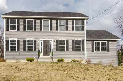 Bedford Single Family Home Active Under Contract: 27 Savoie Street