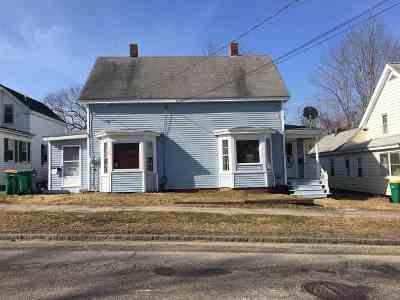 Rochester Multi Family Home For Sale: 13 Pickering Road