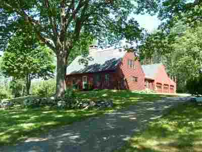 Franklin Single Family Home For Sale: 14 Rock Farm Road