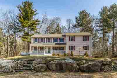 Raymond Single Family Home Active Under Contract: 29 Shattagee Road