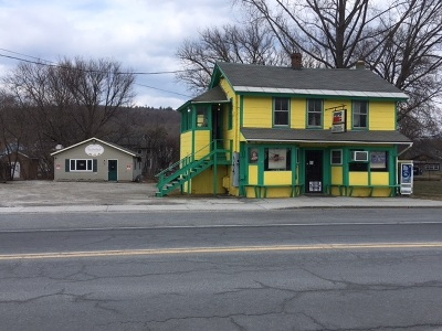 West Rutland Commercial For Sale: 416 Main Street