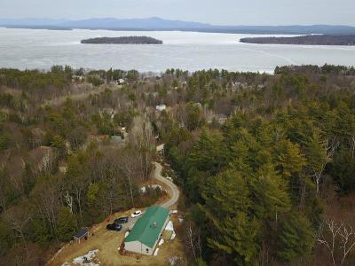 Belknap County Single Family Home For Sale: 59 Hermit Road