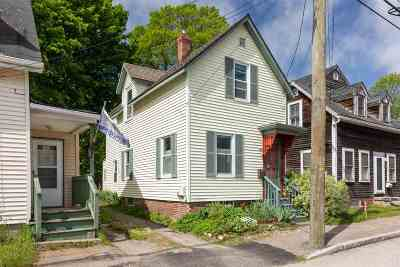 Single Family Home For Sale: 232 Bartlett Street
