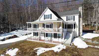 Rumney Single Family Home For Sale: 2559 Stinson Lake Road