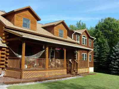 Fairfield Single Family Home For Sale: 1586 Church Road