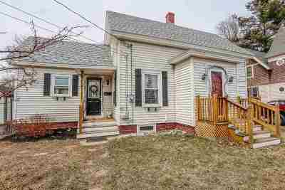 Concord Single Family Home For Sale: 12 Avon Street