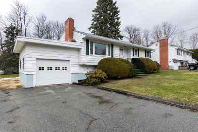 Shelburne Single Family Home For Sale: 74 Lakeview Drive