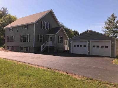 Manchester Single Family Home For Sale: 308 Straw Road