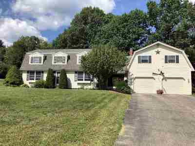 Laconia Single Family Home For Sale: 44 Marshall Court
