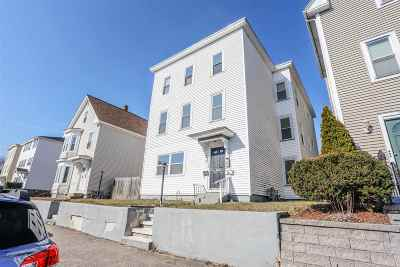 Manchester Multi Family Home For Sale: 166 Cartier Street