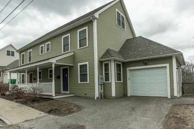 Rochester Single Family Home For Sale: 14 Gagne Street