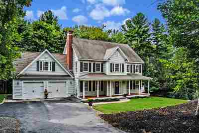 Amherst Single Family Home For Sale: 9 Upper Flanders Road