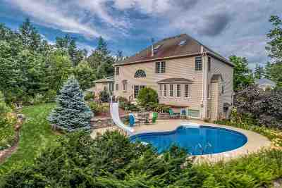 Bedford Single Family Home For Sale: 18 Mill Stone Terrace