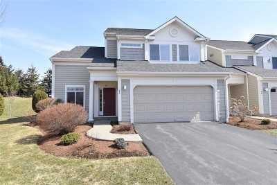 South Burlington Single Family Home For Sale: 90 Hummingbird Lane