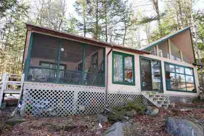 Weare Single Family Home For Sale: 98 Cottage Road