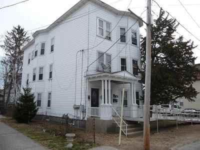 Manchester Multi Family Home For Sale: 75 C Street