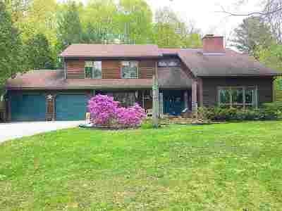 Swanton VT Single Family Home For Sale: $310,000