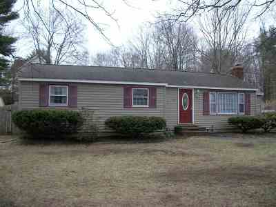 Salem Single Family Home Active Under Contract: 31 Ashwood Avenue