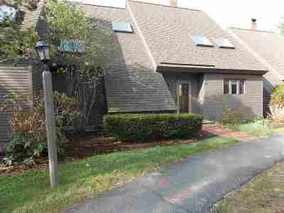 Carroll County Condo/Townhouse For Sale: 38 Meadow Lane #2