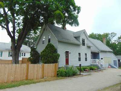 Manchester Single Family Home For Sale: 185 Mast Road