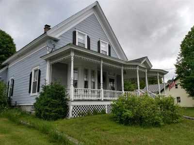 Groton Single Family Home For Sale: 1448 Scott Highway