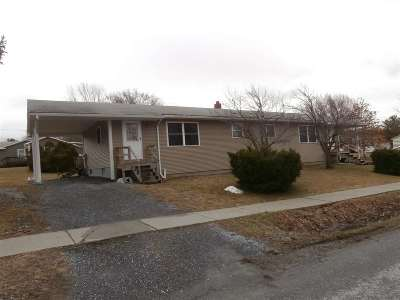 Vergennes Multi Family Home Active Under Contract: 187 South Maple Street