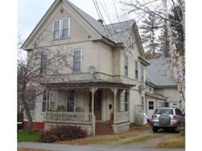 Lancaster Multi Family Home Active Under Contract: 12 Williams Street