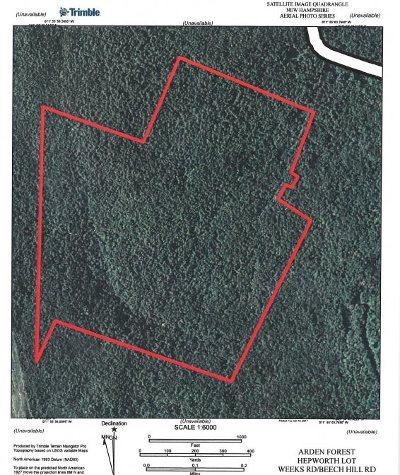 Warren Residential Lots & Land For Sale: Beech Hill/Weeks Road Road