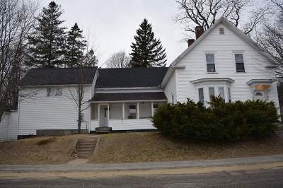 Plymouth Single Family Home For Sale: 2 Winter Street