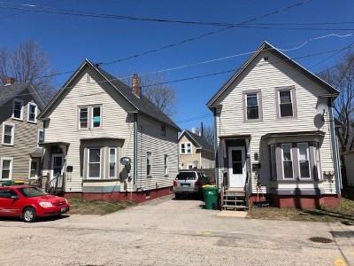 Rochester Multi Family Home For Sale: 8-10 Logan Street