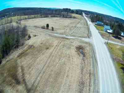 Richford Residential Lots & Land For Sale: 311 Main St Route 105