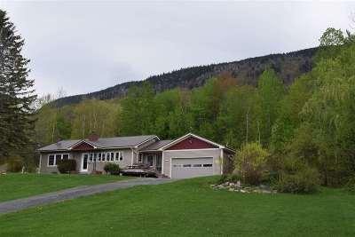 Elmore Single Family Home For Sale: 1611 Elmore Mt. Rd. Road