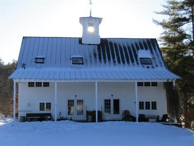 Warren Single Family Home For Sale: 82 Lake Tarleton Road