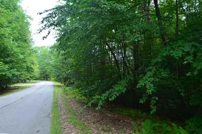 Henniker Residential Lots & Land For Sale: Deer Run Road #Map 1, L