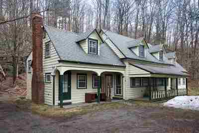 Montpelier Multi Family Home For Sale: 309 State Street