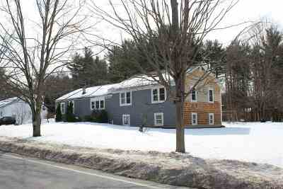 Somersworth Single Family Home For Sale: 158 Blackwater Road