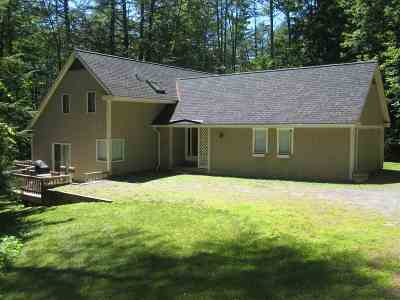 Hartford Single Family Home For Sale: 392 Jay Hill Road