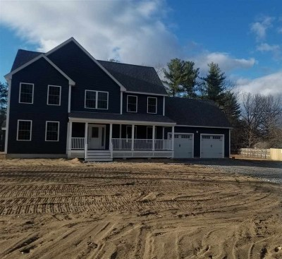 Litchfield NH Single Family Home For Sale: $459,900