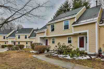 Concord NH Condo/Townhouse Active Under Contract: $124,900