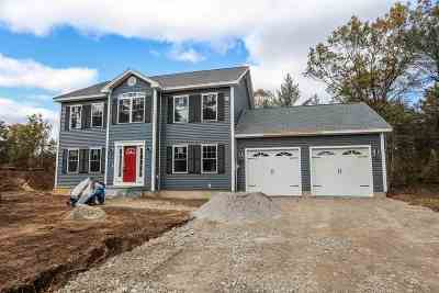 Merrimack County Single Family Home For Sale: 42 Corn Hill Road