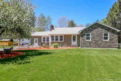 Kingston Single Family Home For Sale: 18 Old Coach Road
