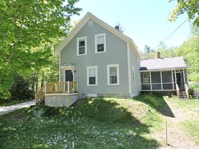 Antrim Single Family Home For Sale: 5 Maple Ave