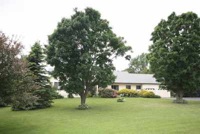 St. Albans Town Single Family Home For Sale: 12 Hill Farm Estate